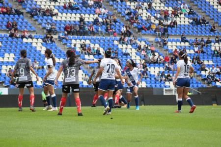 Club Puebla Femenil 0 - 1 Club Necaxa Femenil   Clausura 2020