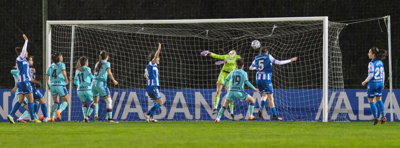 Deportivo Abanca (1) - Levante U.D. (3)