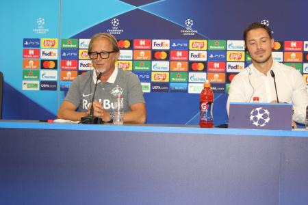 Rueda de prensa Salzburgo