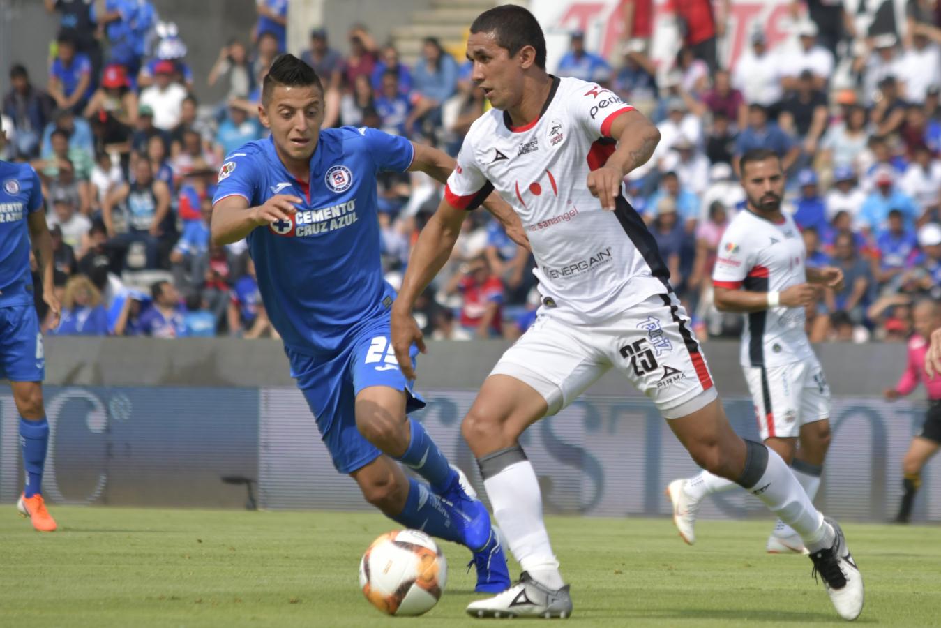 Lobos BUAP 1-4 Cruz Azul Jornada 16 Liga Bancomer MX Clausura 2019